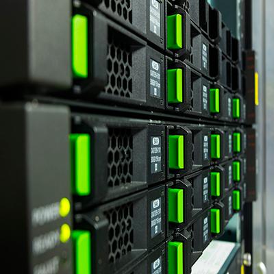 configuración de servidores